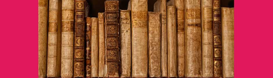 I libri antichi del Sistema Bibliotecario Vibonese